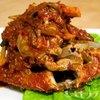 韓国宮廷料理 オモニ - 料理写真:渡り蟹のキムチを漬け「ケジャン」