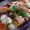 日本料理 魚夢 - 料理写真:魚夢流海鮮ペスカトーレパスタ2400円