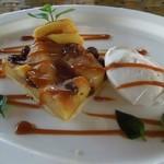 水湾 Bali景観餐廳 - アップルタルト
