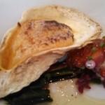ラ・エテルニータ - 牡蠣の下にはほうれん草
