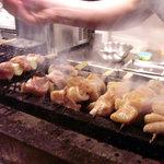 ゑちぜん屋 - こだわりの備長炭で焼き上げる本格焼き鳥