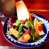 旬の素材レストランたかつふじ - 料理写真:[たかつコース]サラダ