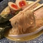 34003202 - 特製濃厚鶏白湯そば1000円