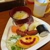 カフェリトルティーポット - 料理写真:キッズプレート470円(ドリンク付)