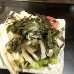 ぬくぬく屋 - 大根サラダ