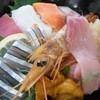 寿司と魚料理魚々や - 料理写真:海鮮丼1