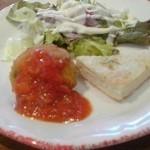 カプリチョーザ - ランチセットの前菜
