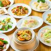 えびえびそば - 料理写真:エビエビそばと本格中華のコラボ