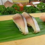 六五寿司 - シメ鯖