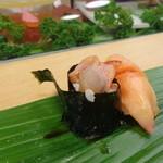 六五寿司 - 赤貝
