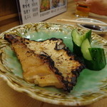 六五寿司 - 白身の西京焼き