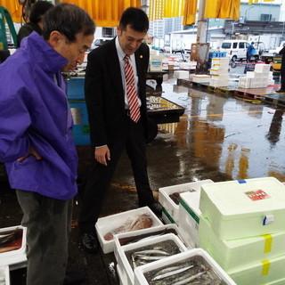【食材】新鮮・安心の食材を使用しています魚介類は天然ものを