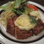 ステーキハウスそむり - 『そむり』 チキン南蛮 もちろん美味いです^^