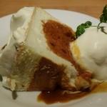マザームーンカフェ - エンジェルフードケーキ