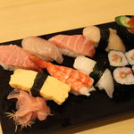 魚がし寿司 - 特上1,150円