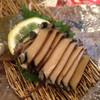 丸木屋 孫婆 - 料理写真:活アワビのお造り