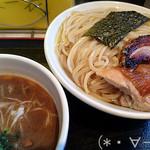 34053715 - つけ麺 出汁盛り(750円)
