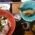 漁屋 - 大漁盛海鮮丼1780円