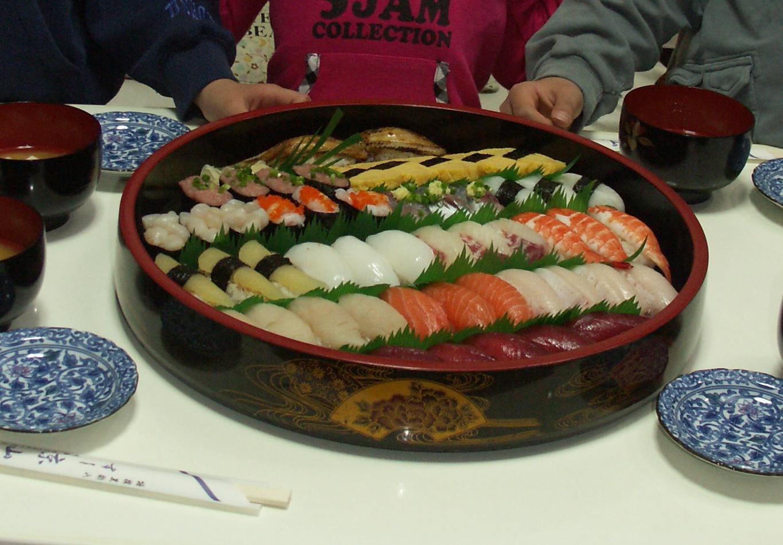 黒酢の寿司 京山