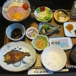 松川温泉 峡雲荘 - 朝食