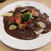 トック - 料理写真:季節の野菜カレー880円