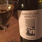 イタリア食堂&バル KIKUCHIYA - ナチュラルワインが揃ってます!