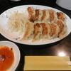 餃子の若竹 - 料理写真:餃子(10ヶ入り)400円