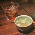 レッドドラゴン - スープ