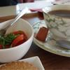 春カフェ - 料理写真: