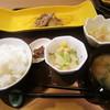 ゆいま~る 食堂 - 料理写真:夜定食