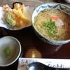 すくね茶屋 - 料理写真:天ぷらにゅうめん