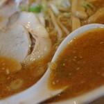 龍覚 - スープ