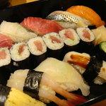 魚がし鮨本店 -