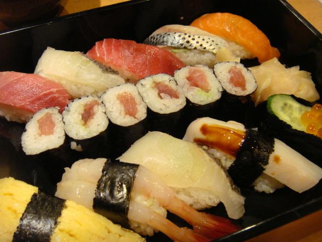 魚がし鮨本店