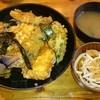天力 - 料理写真:ランチ 穴子天丼