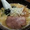 魚らん坂 - 料理写真:特製味噌ラーメン2015.1.8