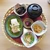 とろ麦 - 料理写真:京風揚げ出し豆腐定食