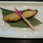 うまい鮨勘 - コース料理の3品目_焼き物