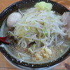 狼 - 料理写真:豚骨醤油ラーメン