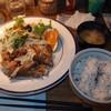ホットポット - 料理写真:チキン中華ソース(ランチ)