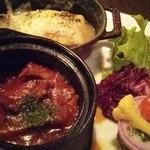 bistro Glouton - 前菜盛合せ1500円