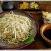 吉野屋 - 料理写真:もりそば 700円(H26年10月)