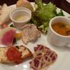 ハージーズ - 料理写真:前菜5品。スープからオムレツ、バーニャカウダまで。