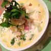 ファルファッレ - 料理写真:クリームスープパスタ