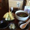 蕎花 - 料理写真:この時期あったかいお蕎麦もいいですよ〜
