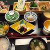 みちのく庵 - 料理写真:朝食、種類豊富で満足!最近、お客さんの要望で笹かまぼこを追加したそうです。