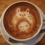MOVE CAFE - カフェラテ