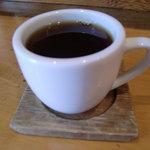 とんかつ ひで - デミタスコーヒー