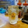 立飲み のんき屋 - ドリンク写真:ハイボール290円!ドリンクはとても安い!