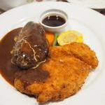 洋食屋ゆうき - チキンカツ&ハンバーグ